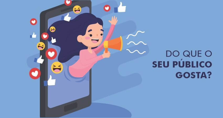 Engajamento nas redes sociais: você sabe do que seu público gosta?