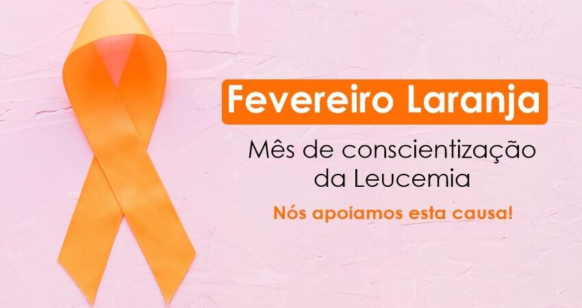 Campanhas de Conscientização: por que roxo e laranja são as cores de fevereiro?